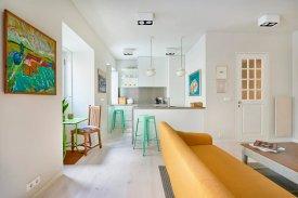 <p class= annonceFrom >Lisboa imóvel</p> | Apartamento T1 de 54 m² - Lisboa / Lapa | BVP-FaC-1045