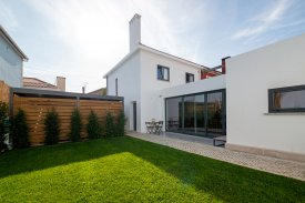 <p class= annonceFrom >Lisbon real estate</p> | Modern 4 bedrooms house of 140 sqm - Lisbon / Ajuda | BVP-FaC-1052