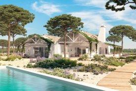 <p class= annonceFrom >Setúbal inmobiliaria</p> | Casa T2 de 122 m² - Authentic Bicas Comporta | BVP-FaC-1061