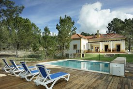 <p class= annonceFrom >Setúbal inmobiliaria</p> | Casa T5 de 296 m² - Comporta / Herdade de Montalvo | BVP-FaC-1063