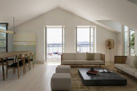 <p class= annonceFrom >Lisbonne immobilier</p> | Appartement T2 de 99 m² - Programme immobilier : Beco Bolacha - Lisbonne / Lapa | BVP-FaC-1070