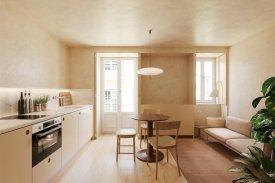 <p class= annonceFrom >Lisbonne immobilier</p> | Studio T0 de 33 m² - Misericórdia / Bairro Alto | BVP-FaC-1076