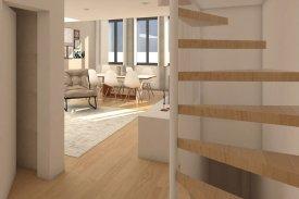 <p class= annonceFrom >Porto inmobiliaria</p> | Duplex T4 de 124 m² - Bonfim / Oporto | BVP-FaC-1086