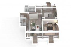 <p class= annonceFrom >Aveiro imóvel</p> | T2 + 1 Duplex + 1 de 135 m² com vista mar - Aveiro / Espinho | BVP-TD-1092