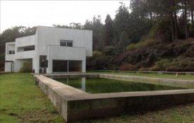 <p class= annonceFrom >Braga immobilier</p> | Vente maison de maître « Casa Vieira de Castro 1994 » signée par Álvaro Siza Vieira