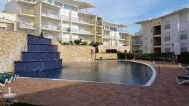 <p class= annonceFrom >Faro immobilier</p>   Appartement T2 dans copropriété avec piscine - Algarve
