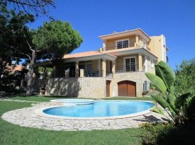 <p class= annonceFrom >Faro immobilier</p>   Superbe villa V5 située à Quinta do Lago à vendre, Algarve