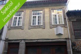 <p class= annonceFrom >Porto immobilier</p> | Immeuble 534m² quartier historique Vila Nova de Gaia