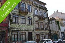 <p class= annonceFrom >Porto immobilier</p> | 3 immeubles à vendre bonnes perspectives de rentabilité - Cedofeita