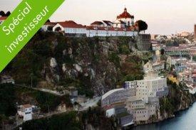 <p class= annonceFrom >Porto immobilier</p> | Hôtel - Projet de construction - Senhora do Além