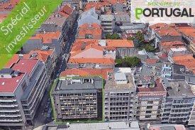 <p class= annonceFrom >Porto immobilier</p> | Immeuble à vendre - zone centrale de Porto à forte demande touristique