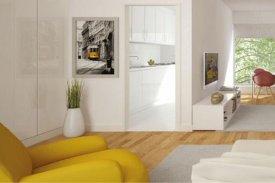 <p class= annonceFrom >Lisbonne immobilier</p>   Duplex T2 neuf - Alcântara