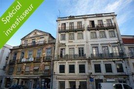 <p class= annonceFrom >Lisbonne immobilier</p> | 2 immeubles avec projet réhabilitation approuvé - Avenida da Liberdade