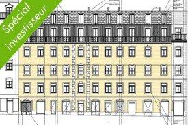 <p class= annonceFrom >Lisbonne immobilier</p> | Projet de réhabilitation intégrale d'un immeuble - Baixa