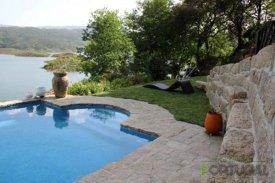 <p class= annonceFrom >Aveiro immobilier</p> | Belle maison de campagne T3 avec piscine à l'infini - Couto de esteves