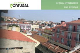 <p class= annonceFrom >Lisbonne immobilier</p> | Immeuble inoccupé à rénover - São bento