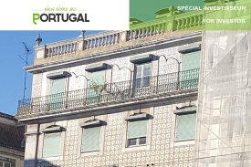 <p class= annonceFrom >Lisbon real estate</p> | Unoccupied building near Praça da Figueira - Baixa