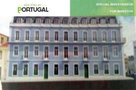 <p class= annonceFrom >Lisbonne immobilier</p> | Projet de réhabilitation complète d'un immeuble - Mouraria / Santa Maria Maior