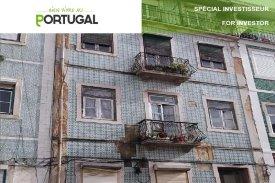 <p class= annonceFrom >Lisbonne immobilier</p>   Immeuble à réhabiliter - Graça / São Vicente