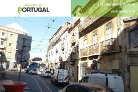 <p class= annonceFrom >Lisbonne immobilier</p>   Immeuble inoccupé à réhabiliter - Graça / São Vicente