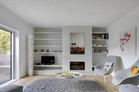 <p class= annonceFrom >Lisbonne immobilier</p> | Appartement T2 contemporaine avec terrasse - Chiado