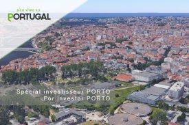 <p class= annonceFrom >Porto immobilier</p> | Immeuble avec projet de requalification pour création d'un Hôtel 4 étoiles - Bonfim | BVP-DA-612