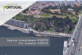 <p class= annonceFrom >Porto immobilier</p> | Terrain avec projet approuvée pour création hôtel 5 étoiles - Lordelo do Ouro e Massarelos | BVP-DA-613