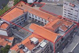 <p class= annonceFrom >Porto immobilier</p> | Immeuble pour création d'un hôtel de 4 étoiles - Sé | BVP-DA-631