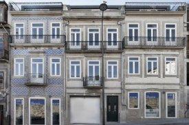 <p class= annonceFrom >Porto immobilier</p> | 3 immeubles contigus réhabilités - 1132 m² - Sé / Fontainhas| BVP-DA-649