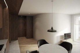 <p class= annonceFrom >Porto immobilier</p> | Appartement T1 de 56.20 m² avec terrasse - Cedofeita / Boavista | BVP-RF-683