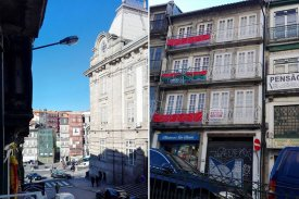 <p class= annonceFrom >Porto immobilier</p> | Immeuble de 400 m² centre historique de Porto - Sé / São Bento | BVP-RF-686