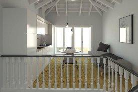 <p class= annonceFrom >Porto immobilier</p> | Duplex T1 de 45 m² avec 2 terrasse - Bonfim | BVP-RF-687