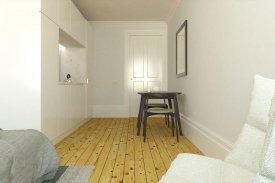 <p class= annonceFrom >Porto immobilier</p> | Studio T0+1 de 30 m² avec balcon - Bonfim | BVP-RF-688