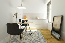 <p class= annonceFrom >Porto immobilier</p> | Studio T0+1 de 31 m² - Bonfim | BVP-RF-689