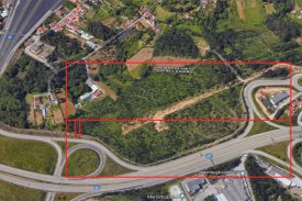 <p class= annonceFrom >Aveiro immobilier</p> | Terrain industriel de 7,5 hectares - Nogueira da Regedoura | BVP-DA-709