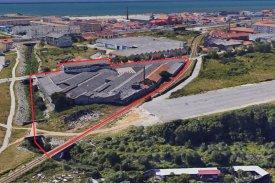 <p class= annonceFrom >Aveiro immobilier</p> | Terrain de 8700 m² pour construction mixte - Espinho | BVP-DA-710