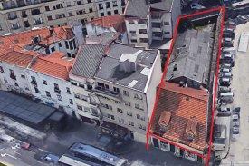 <p class= annonceFrom >Porto immobilier</p> | Immeuble à réhabiliter - surface de construction 740 m² - Bonfim | BVP-DA-721