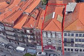<p class= annonceFrom >Porto immobilier</p> | Immeuble à réhabiliter - surface de construction 826 m² - Sé | BVP-DA-722