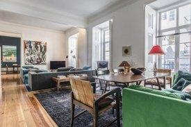 <p class= annonceFrom >Lisbonne immobilier</p> | Appartement T6+3 - Estrela / Santos | BVP-AM-726