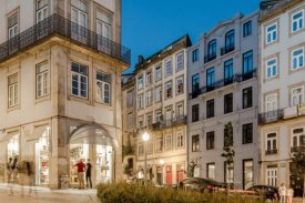 <p class= annonceFrom >Porto real estate</p> | Building rehabilitated of 600 sqm for hotel accommodation - São Nicolau| BVP-FaC-736