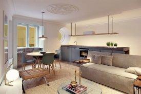 <p class= annonceFrom >Porto immobilier</p> | Appartement T1 de 76 m² - Baixa do Porto / Vitória | BVP-FaC-738