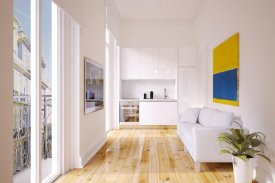 <p class= annonceFrom >Lisboa imóvel</p> | Apartamento T1 de 59 m² - Chiado Flats - Misericórdia / Chiado | BVP-FaC-748