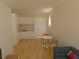 <p class= annonceFrom >Porto immobilier</p> | Appartement T1 de 43 m² - Baixa do Porto / Sé | BVP-FaC-759