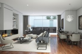 <p class= annonceFrom >Lisbon real estate</p> | Apartment T3 of 163 sqm with terrace - Misericórdia / Chiado | BVP-FaC-791