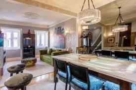 <p class= annonceFrom >Lisbonne immobilier</p> | Villa T2 de 162 m² - Misericórdia / Principe Real | BVP-FG-795