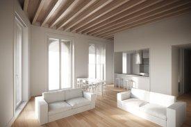 <p class= annonceFrom >Lisbon real estate</p> | Apartment T1 of 79 sqm - Campo de Ourique | BVP-FaC-816