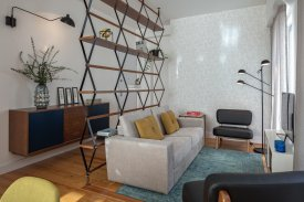 <p class= annonceFrom >Lisbon real estate</p> | Apartment T2 of 65 sqm - Estrela / Lapa | BVP-FaC-850