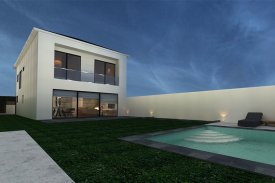 <p class= annonceFrom >Aveiro real estate</p> | House T3+1 of 259 sqm + annex and swimming pool - Espinho | BVP-TD-867