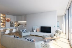 <p class= annonceFrom >Lisboa inmobiliaria</p> | Studio T0 de 38 m² - Parque das Nações | BVP-FaC-872