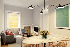 <p class= annonceFrom >Porto real estate</p> | Apartment T2 of 104 sqm - Baixa do Porto / Vitória | BVP-FaC-879